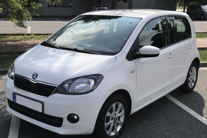 Škoda Citigo G-TEC Active (CNG)
