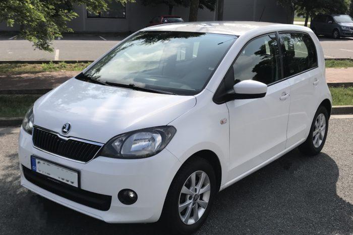 Škoda Citigo 1,0 GTEC Active