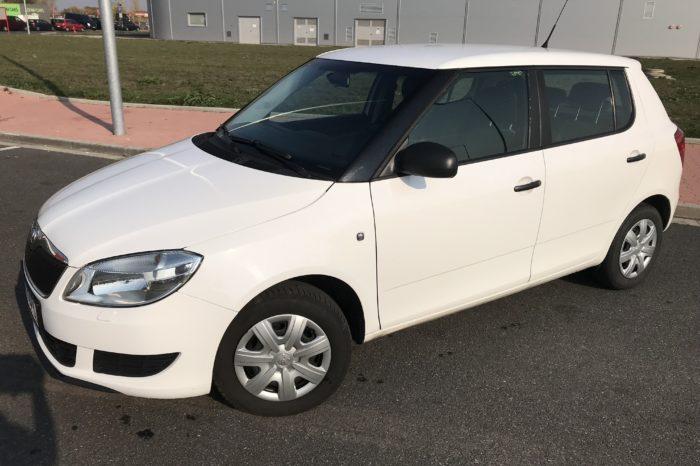 Škoda Fabia r.2013 1,2 LPG/Benzín