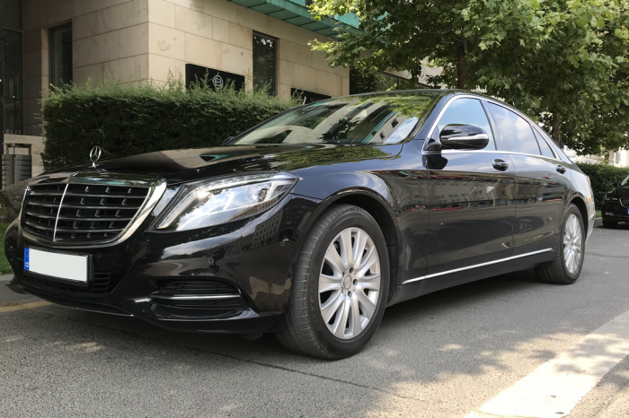 Mercedes-Benz S 350 d 4MATIC L AIR