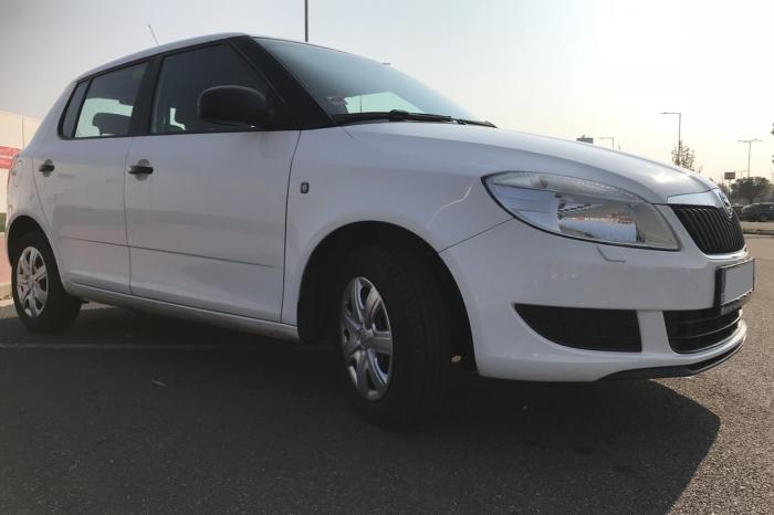 Škoda Fabia 1,2 benzin/LPG