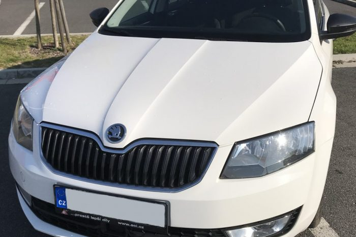Škoda Octavia 1,6 TDI liftback