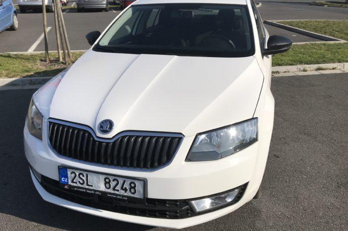 Škoda Octavia III 1,6 TDI