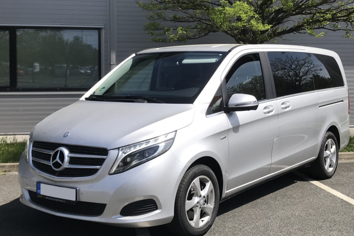 Mercedes-Benz V 250d  Avantgarde L