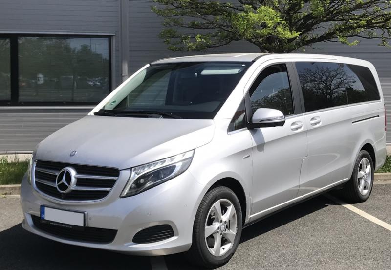 Mercedes V L