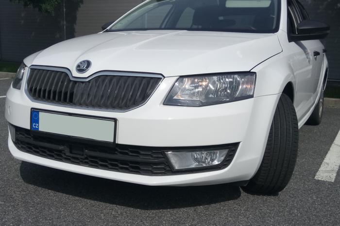 Škoda Octavia G-TEC liftback (CNG)