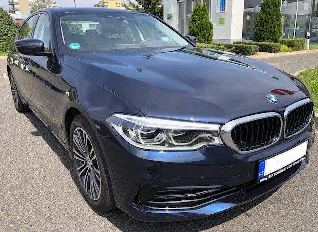 BMW 530d xDrive Sportautomatic