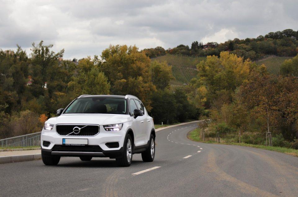 Výhodné ceny na dlouhodobý pronájem vozů Volvo